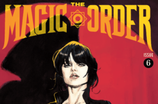 the magic order #6 - thumb