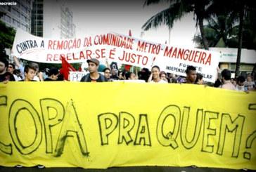 Brasile, i mondiali senza popolo