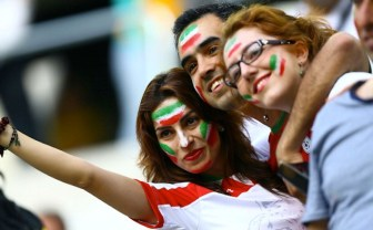 Iran v Nigeria: Group F - 2014 FIFA World Cup Brazil