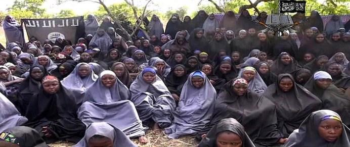 Le studentesse rapite da Boko Haram, per la cui liberazione si è spesa perfino la first lady statunitense Michelle Obama.