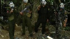 Guerriglieri dell'Esercito per l'indipendenza dei kachim.