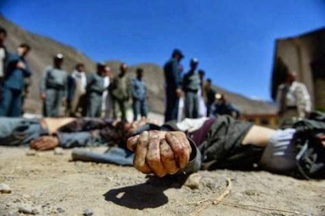 Gli scontri a fuoco tra polizia locale e talebani sono quotidiani.