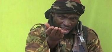 Il leader di Boko Haram Abubakar Shekau.