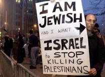 «Sono ebreo, e voglio che Israele smetta di uccidere il palestinesi».