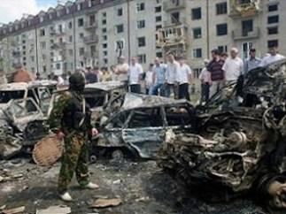 Mineralnye Vody, regione di Stavropol. Capita che i jihadisti compiano attentati al di fuori del Daghestan.