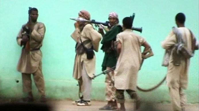 Guerriglieri jihadisti del gruppo al Qaida nel Maghreb islamico (Aqmi).
