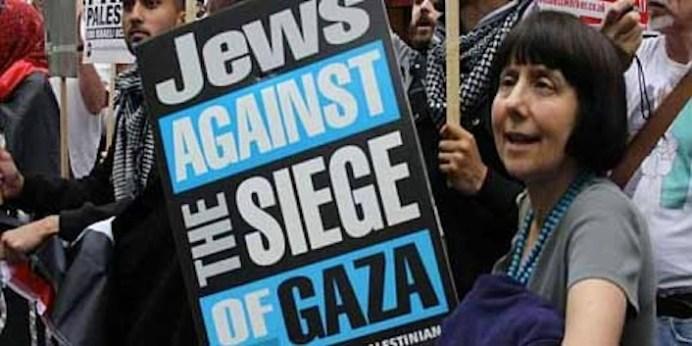 «Ebrei contro l'assedio di Gaza».