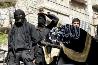 Miliziani jihadisti.