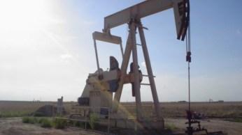 Un pozzo di petrolio nel nord della Somalia.