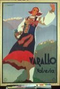 Filippo Romoli (Savona 1901 - Genova 1969) Barabino & Graeve, Genova Varallo (Valsesia), 1936 stampa litografica a colori su carta Eredi Romoli in comodato presso Wolfsoniana – Palazzo Ducale Fondazione per la Cultura, Genova