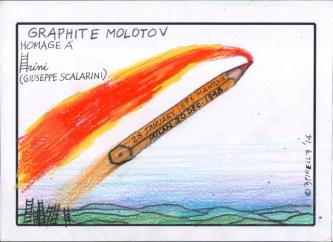 GRAFITE MOLOTOV