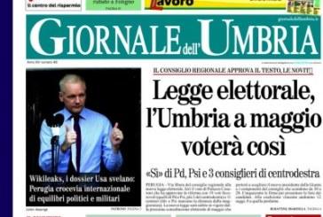 Il Giornale dell'Umbria deve vivere