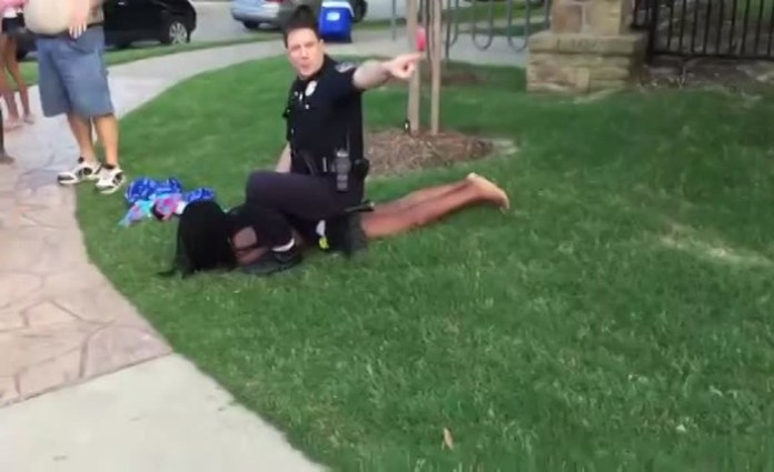 texas mala polizia
