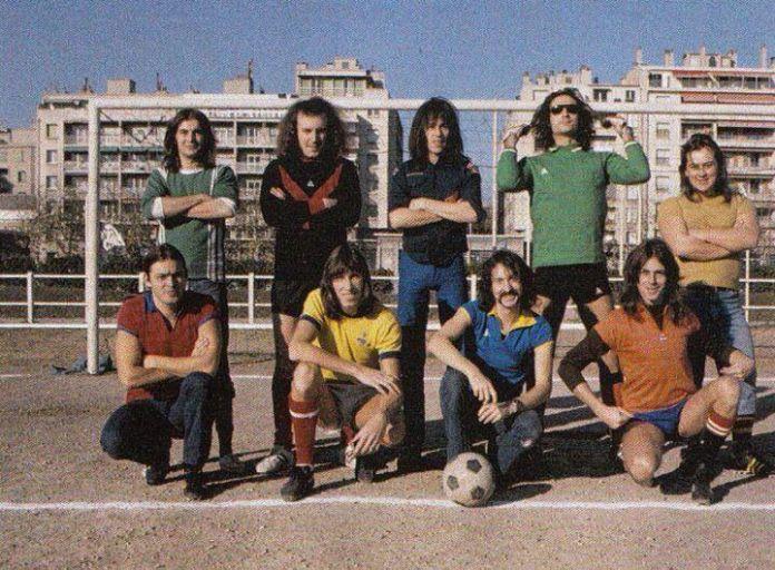 Pink Floyd Football Team