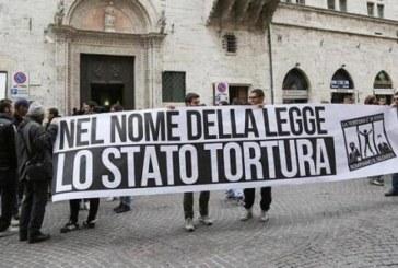 Tortura, la legge inutile e la tortura delle chiacchiere