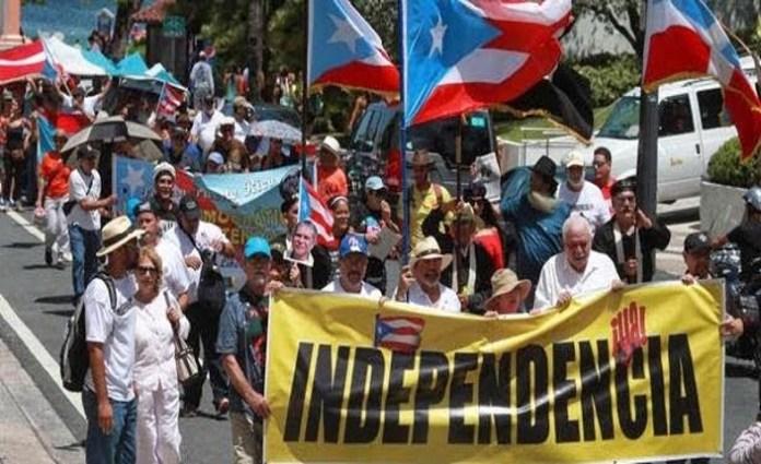 Porto Rico, manifestazione per l'indipendenza dagli Usa