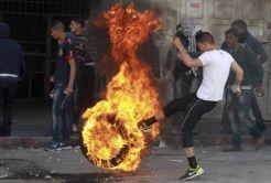 g Palestina proteste 31 ago 2015