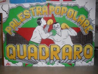 Nel Quartiere Quadraro di Roma, una palestra popolare toglie i ragazzi dalla strada e li fa diventare atleti