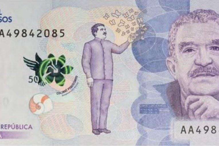 Colombia, Garcia Marquez e le mariposas valgono 50mila pesos