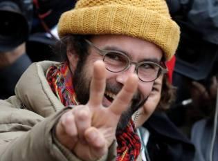 il contadino francese incarcerato per il reato di solidarietà