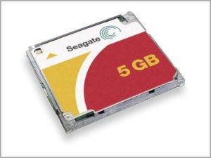 Compact Flash Type II