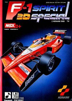 F1 Spirit 3D Special