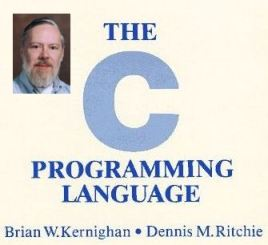 The C programming language (Book cover)
