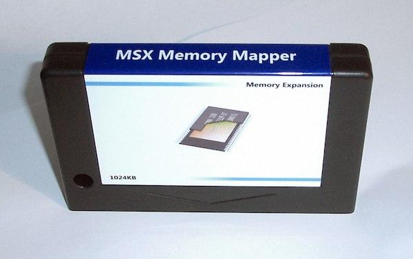 MSX Memory Mapper