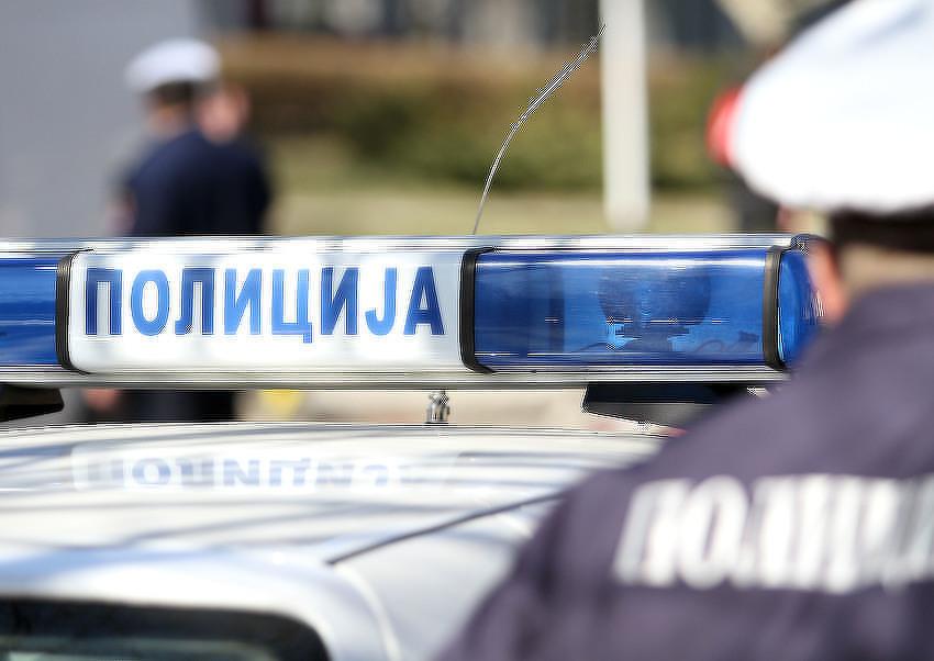 U akciji policije u Požarevcu uhapšeno lice zbog nošenja oružja i eksplozivnih materija