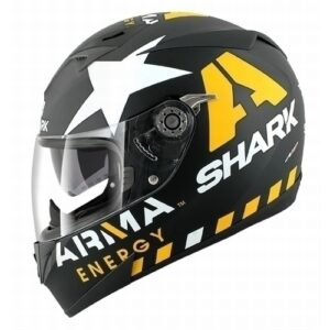 helm-Shark S700 S Pinlock Redding Replica Mat