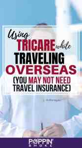 Link to Pinterest: Using TRICARE While Traveling Overseas