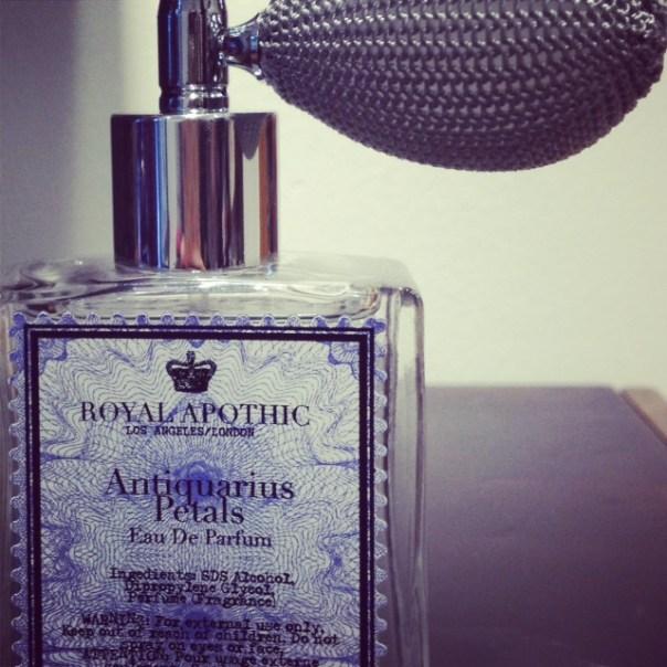Antiquarius Petals - Royal Apothic for Anthropogie