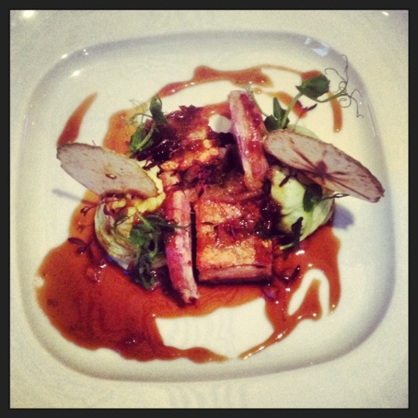 Jimmy Butler's Slow Cooked Crispy Pork Belly