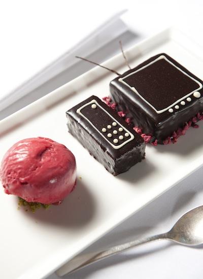 Mike Teavee's Chocolate Cake