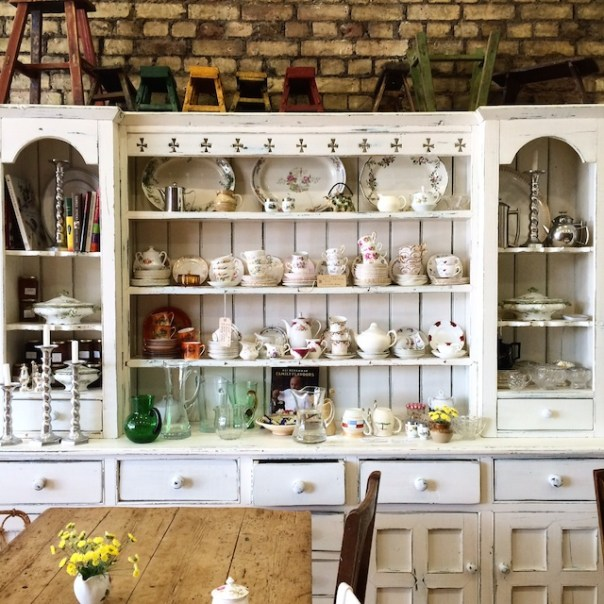 A beautiful dresser in Coffee Cake, Crouch End
