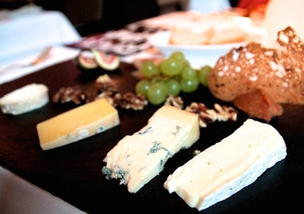 A-Midsummer-Nights-Feast-Hyatt Churchill-11 - cheese and fruit board