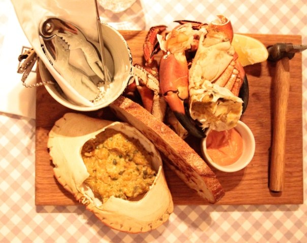 Bonnie Gull Seafood Cafe - Exmouth Market 16