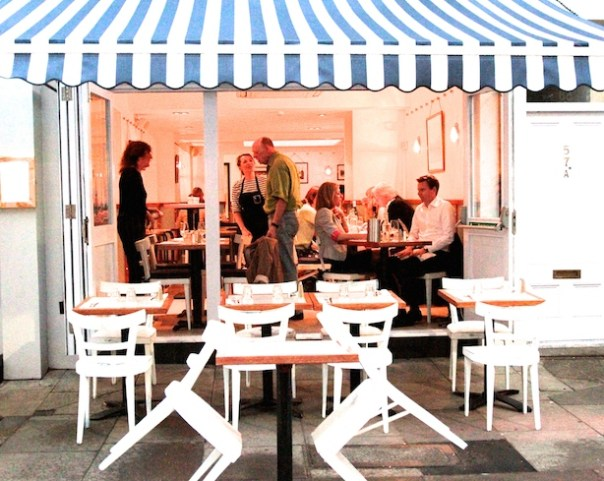 Bonnie Gull Seafood Cafe - Exmouth Market 4