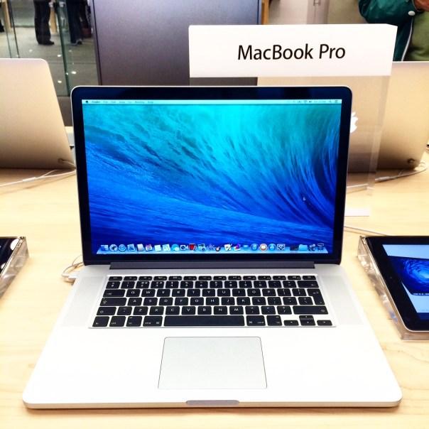 New Macbook Pro - My week in pictures