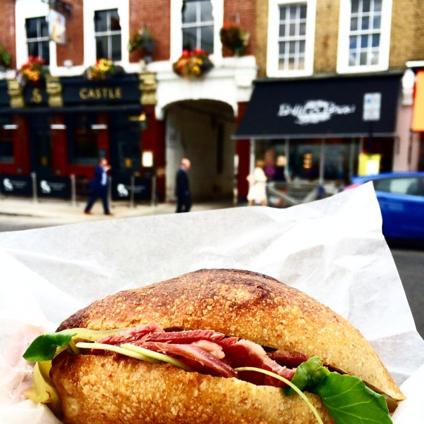 Ottolenghi Sandwich - my week in pictures