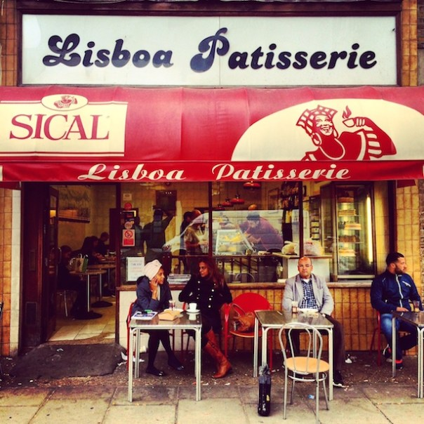 Lisboa Patisserie Golborne Road