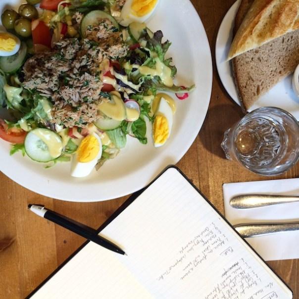 Salad Nicoisse Le Pain Quotidien Notting Hill