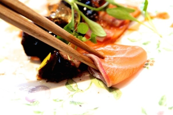 Sushi at Yashin Ocean House