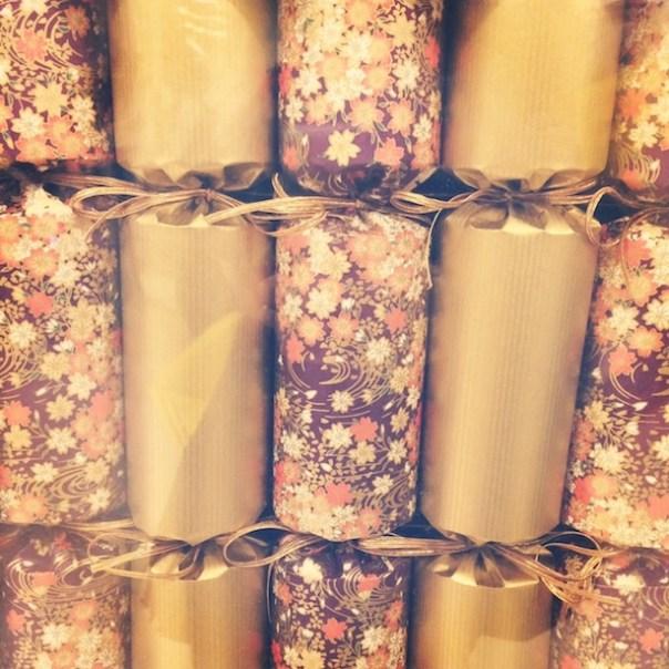 Christmas Crackers at Selfridges