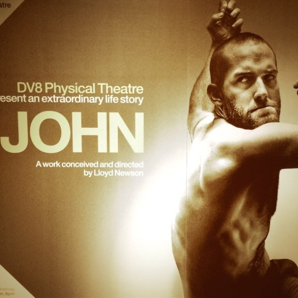 JOHN, by DV8