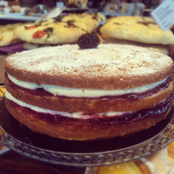 Recipease Jamie Oliver - Cake