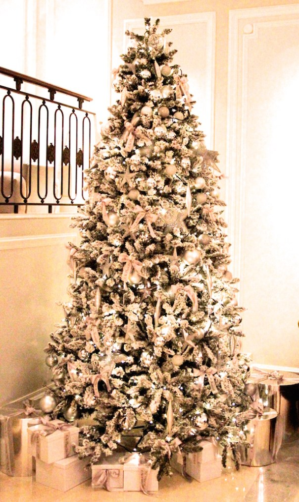 Christmas at London Marriott Hotel Park Lane