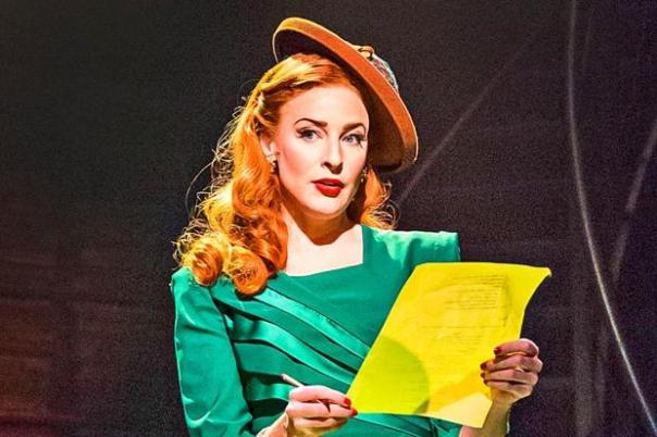 Rosalie Craig as Gabby - The Times