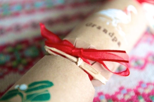 Bee The Maker - Handmade Christmas Crackers