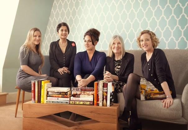 Baileys Women's Fiction Prize Longlist 2015